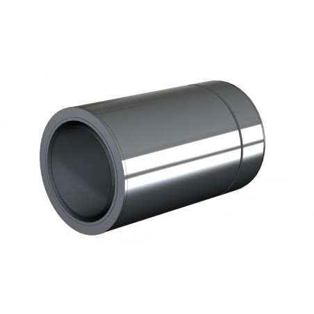élément de finition avec emboitement 290 - conduit de fumée double paroi isolé