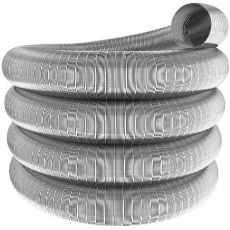 bobine de flexible - conduit de fumée flexible double peau