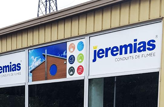 Jeremias France - Création dépot IDF - frise